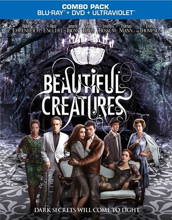 Beautiful Creatures 2013 Dual Audio ORG Hindi 300MB BluRay 480p