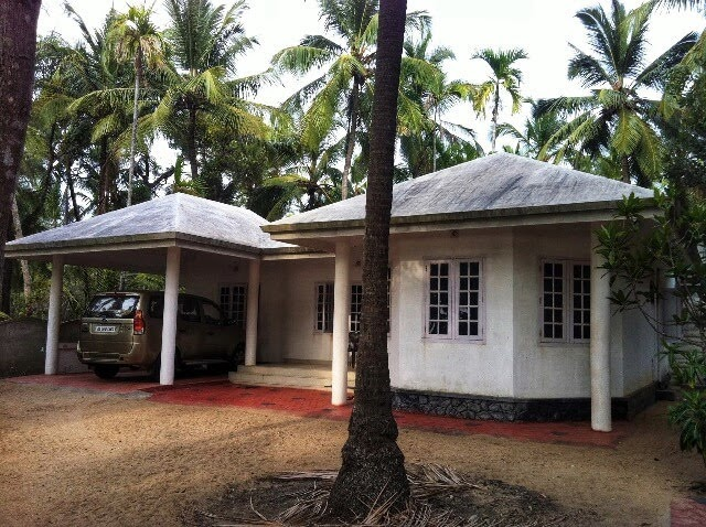 Arsha Yoga ashram second building