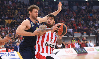 Watch Fenerbahce vs Olympiacos Basketball live Streaming Today 24/1/2019 Euroleague