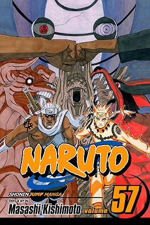 Naruto Tomo 57