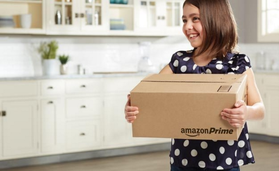 Amazon Launches 'Amazon Prime' in India
