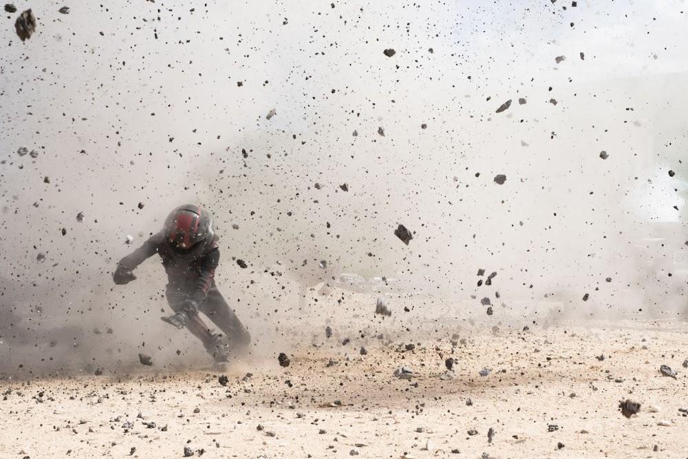 National Geographic 'Mars' TV series - season 2 (s02) - explosion
