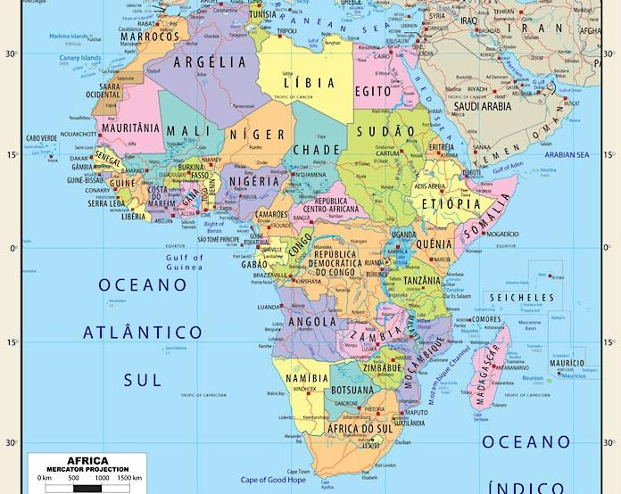 Redescobrindo o Continente Africano