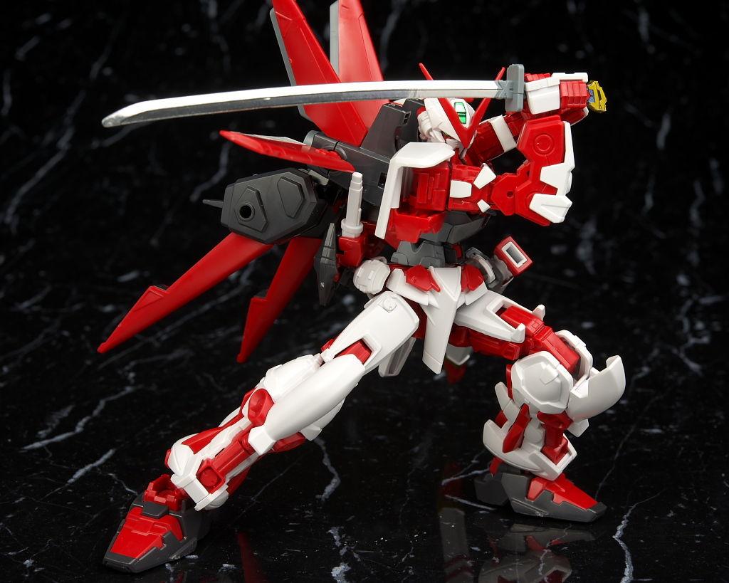 GUNDAM GUY: HG 1/144 Gundam Astray Red Frame [Flight Unit ...