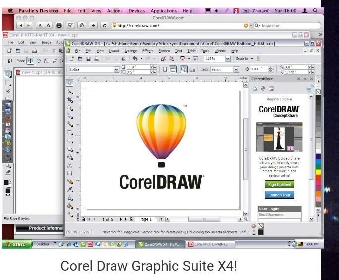 download gratis corel draw x4