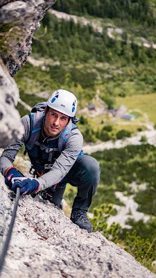 Silberkarklamm Rundweg Wilde Wasser und Klettersteige  Ramsau am Dachstein   Hias-Klettersteig  Siega-Klettersteig 15