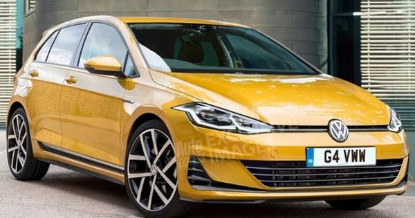 Burlappcar: 2020 VW Golf