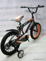 16 Inci Pacific 16-2058 BMX Kids Bike