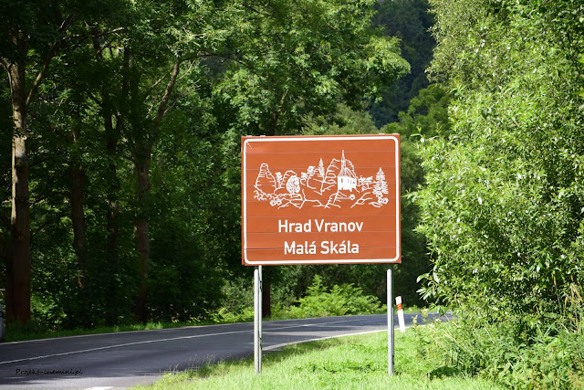 Mala Skala skalne miasto
