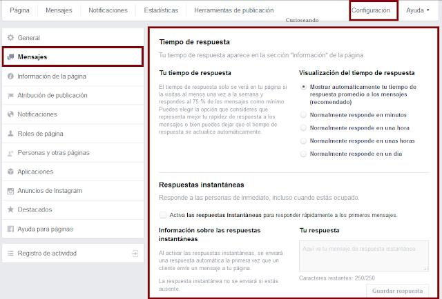 Facebook-mensajes-configuracion