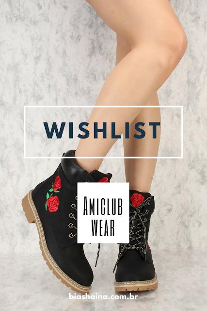 Wishlist Loja AmiClubWear