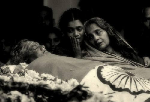 lal bahadur Shastri' death