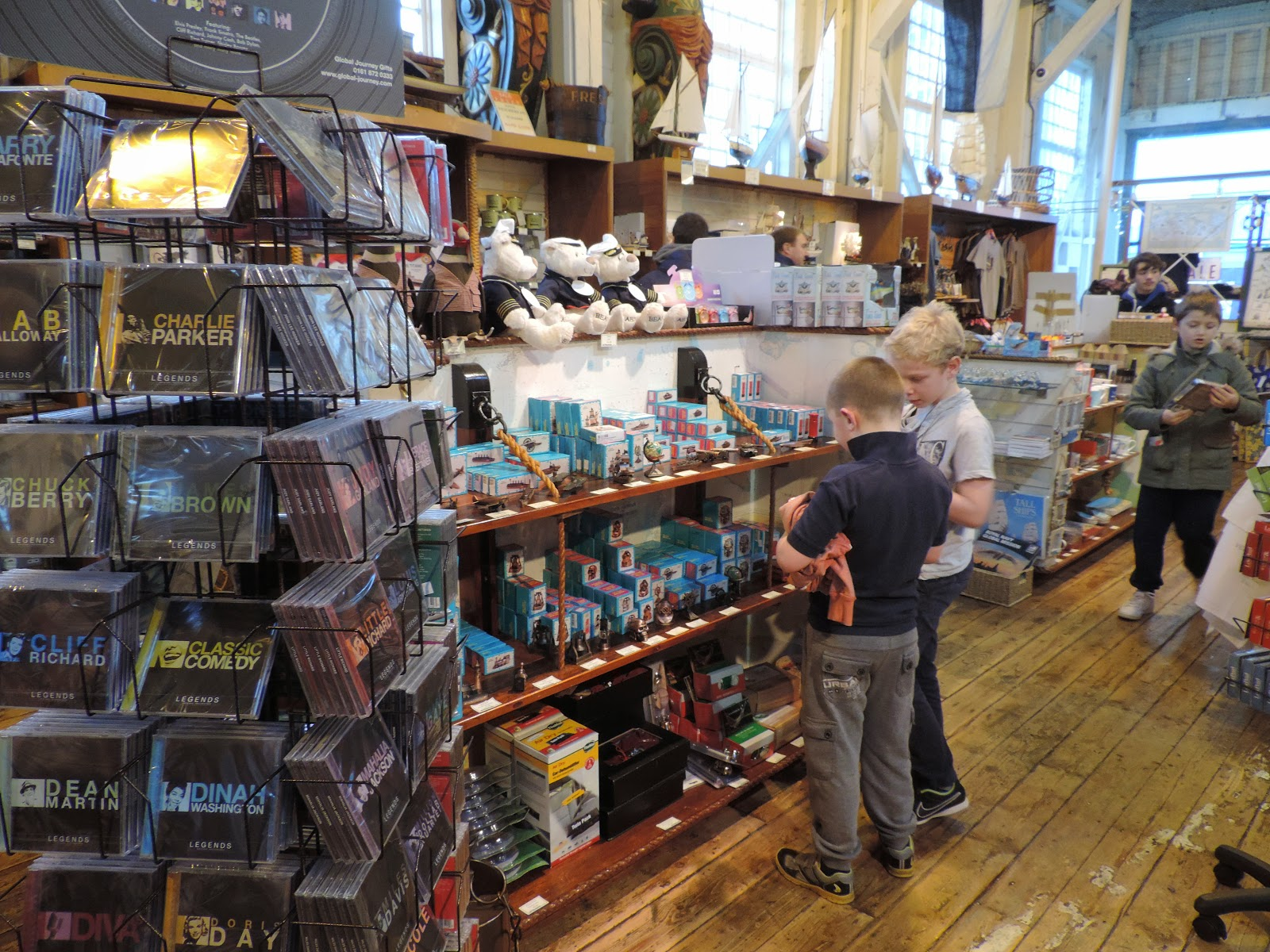 royal naval dockyard portsmouth shop