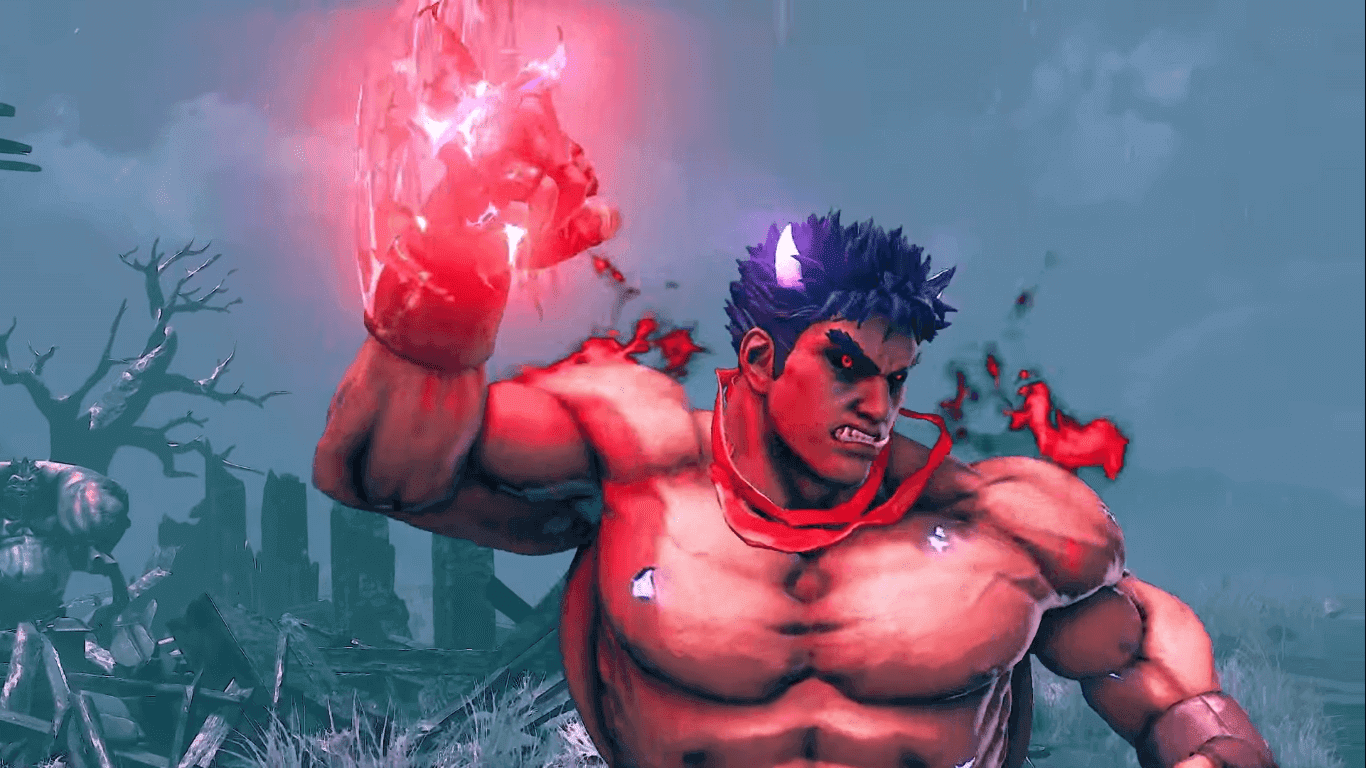 Capcom Announced Street Fighter V Arcade Edition New DLC Character Kage Out Now