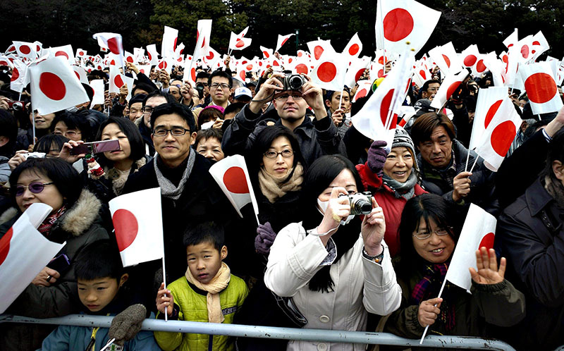 Ιαπωνικά αποδυτήριο σεξ