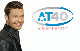 American Top 40 With Ryan Seacrest - Top 40 Charts (January 13, 2018)