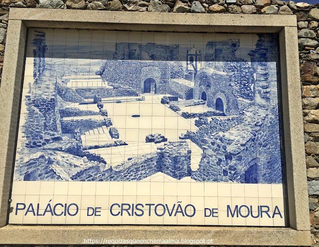 PALÁCIO DE CRISTÓVÃO DE MOURA CASTELO RODRIGO