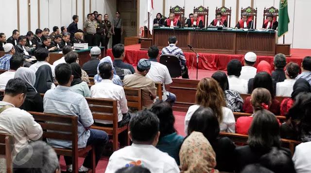 KY Temukan Kejanggalan Dalam Proses Promosi 3 Hakim Kasus Ahok