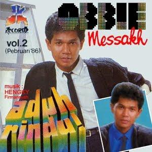 Obbie Messakh - Aduh Rindu ( Karaoke )