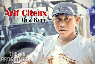 Download Lagu Arif Citenx Mp3 Terpopuler Full Album Lengkap