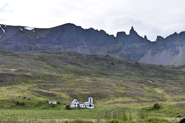 Islandzkie miasto