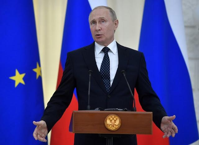 Πούτιν: Με τους Τούρκους συνεργαζόμαστε πιο εύκολα