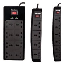 Cyber Power Extension Boards with Surge Protector- Min 25% off @ Flipkart
