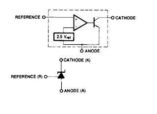 Explaining Programmable Shunt Regulator TL431 Datasheet Application