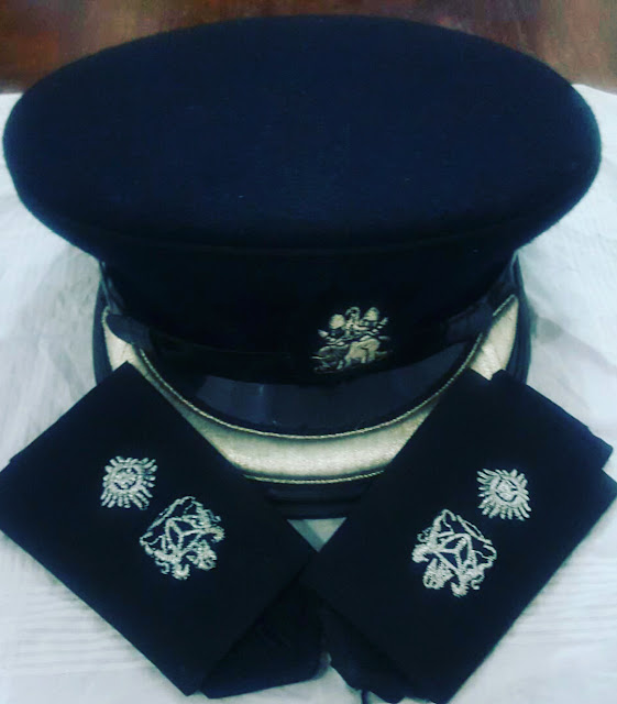 chief superintendent of police