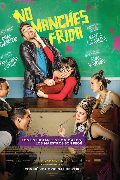 No Manches Frida (2016) DVDRip Español Latino