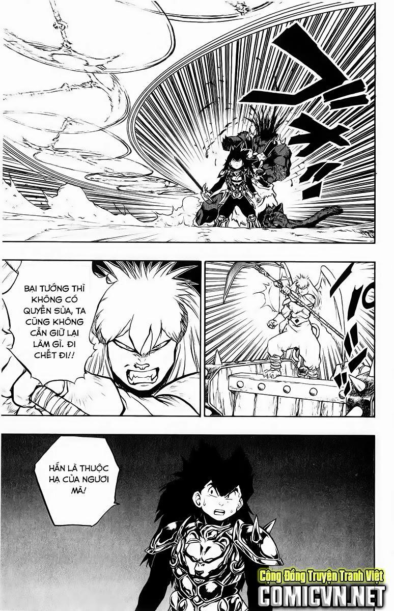 Dragon Quest: Emblem of Roto chapter 27 trang 23
