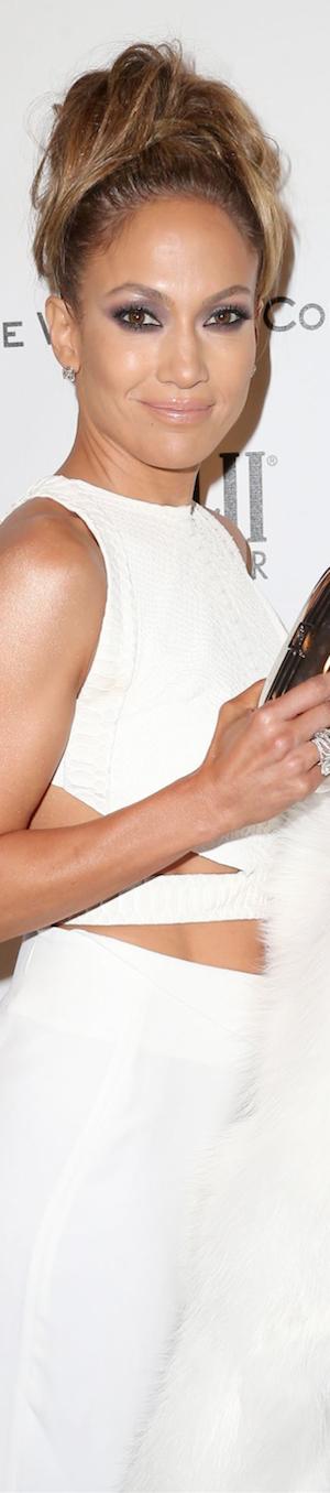Jennifer Lopez 2015 Golden Globe Award After Party