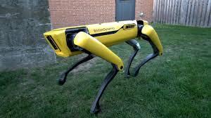 SpotMini — the lifelike robo-dog