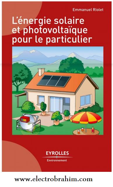 telecharger L'énergie solaire et photovoltaïque pour le particulier gratuit pdf