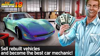 Car Mechanic Simulator 18 Mod