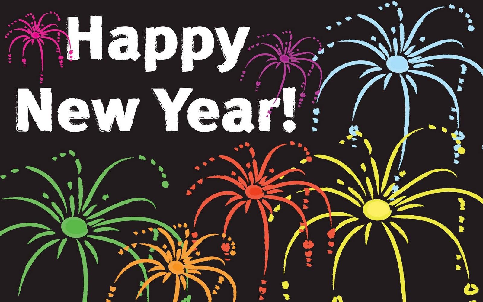 Happy New Year Photo Desktop