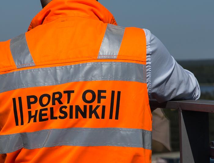 port of helsinki satama turvallisuus vuosaaren satama_