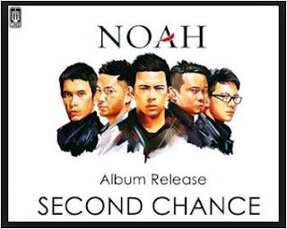 Download Lagu Mp3 Noah Second Chance Full Album Rar Lengkap, Kumpulan Lagu Noah, Koleksi Lagu Noah, Noah Mp3, Download Lagu Noah, Lagu Noah Free Download
