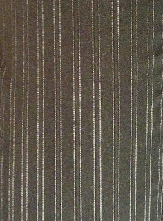Creates Sew Slow: Silver Stripe fabric