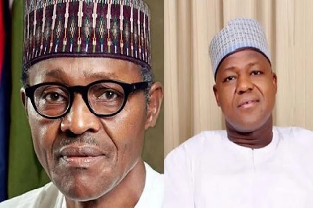 Buhari meets Dogara, Bakare in Aso Rock