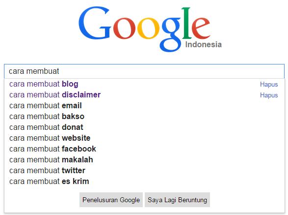 Cara Mencari Kata Kunci Yang Paling Banyak Dicari Di Google - Blog ...