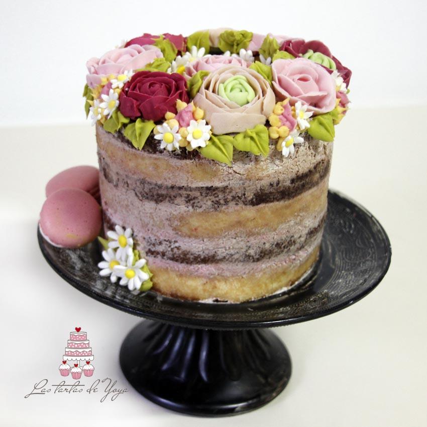Las Tartas De Yoya Kpop Kek Tartas De Flores Coreanas Que Arrasan