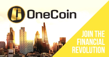 ONECOIN  - JOIN THE PAYMENT REVOLUTION !