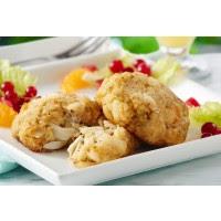 Handy (brand) gluten--free crabcake