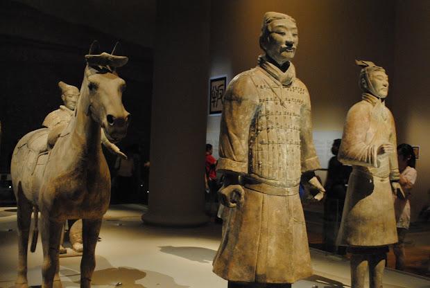 Mrupupup' Terracotta Warriors - Exhibition Asian Civilisation Museum Singapore