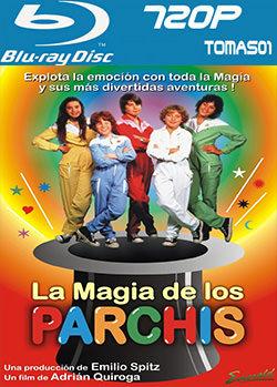 La magia de Los Parchís (1982) BDRip m720p