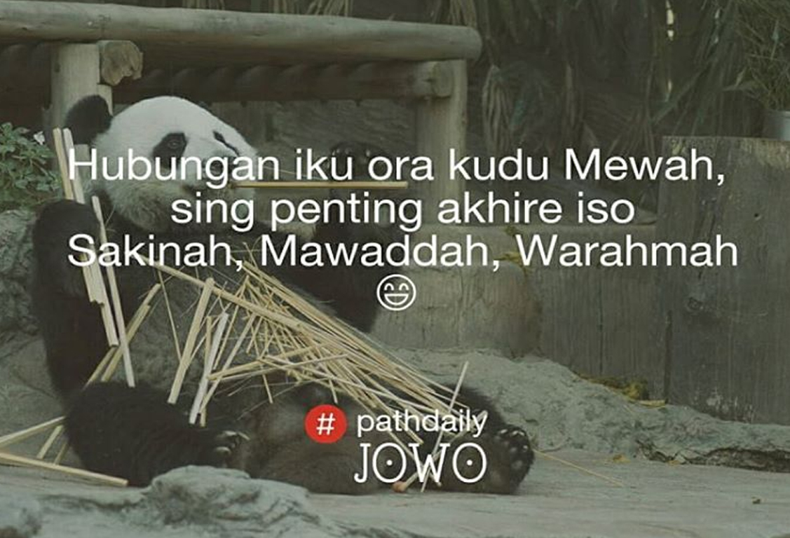kata cinta jowo baper com