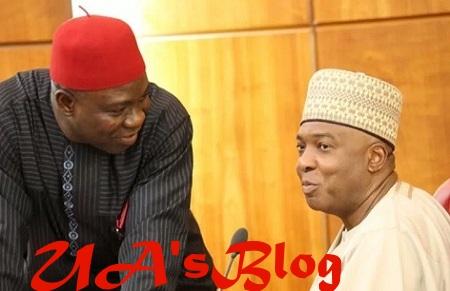 2019: 10 Pro-Buhari Senators In Trouble Over Disagreement With Saraki, Face Sanction