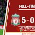 Liverpool 5-0 watford liga inggris 17 maret 2018