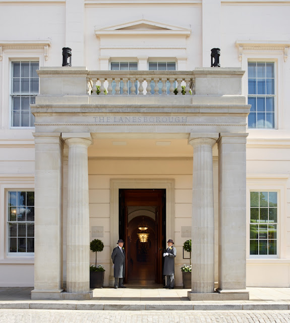 Glamorous Spaces | The Lanesborough Hotel London
